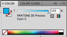joh a pantone colour