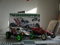 Tamiya Grasshopper 2 times 2 with all hop-ups/SOLD