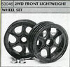 Tamiya 53046 2WD FRONT LIGHTWEIGHT WHEEL SET