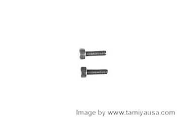 Tamiya 3X10mm CAP SCREW 19805612