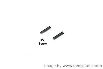 Tamiya 3X12mm SCREW 19805684