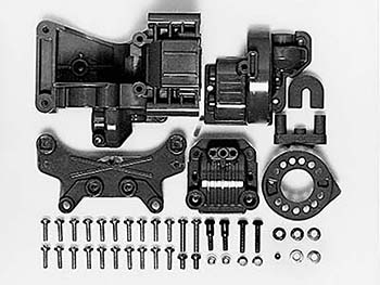 Tamiya SKYLINE SPARE REAR GEAR CASE 50478
