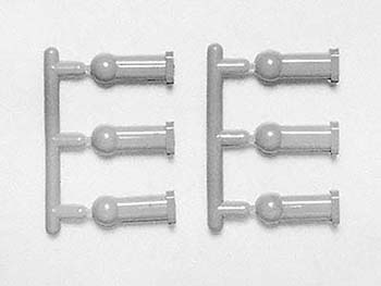 Tamiya 4mm ADJUSTER x 6 50633