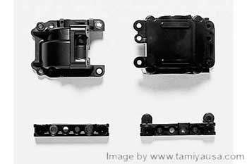 Tamiya TA04 A PARTS (F GEAR CASE) 50865