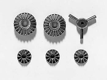 Tamiya BEVEL GEAR SET/TT-01,TGS 51008