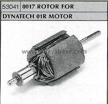Tamiya 0017 ROTOR FOR DYNATECH 53041