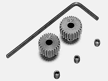 Tamiya PINION SET 26/27T 0.4 53117