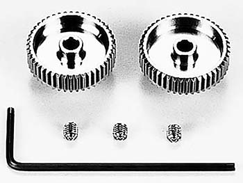 Tamiya 0.4 PINION GEAR (44T, 45T) 53422