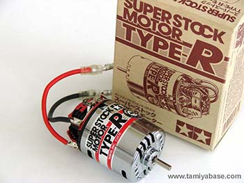 Tamiya SUPER STOCK MOTOR TYPE-R 53476