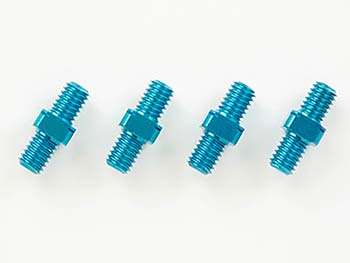 Tamiya 3X10mm ALUMINUM TURNBUCKLE SHAFT 53892