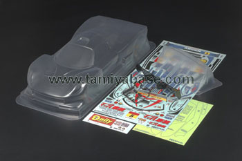 Tamiya (11825486) BODY SET 84142