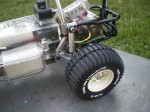 Sand Scorcher chassis