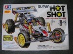 TAMIYA SUPER HOT SHOT RELEASE