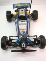 Tamiya Tam-tech Fox