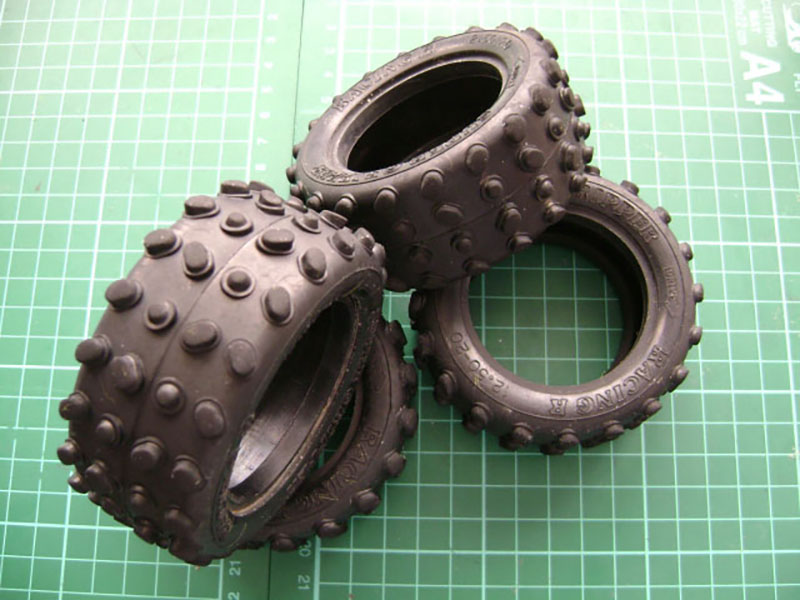 RC tyre preservation