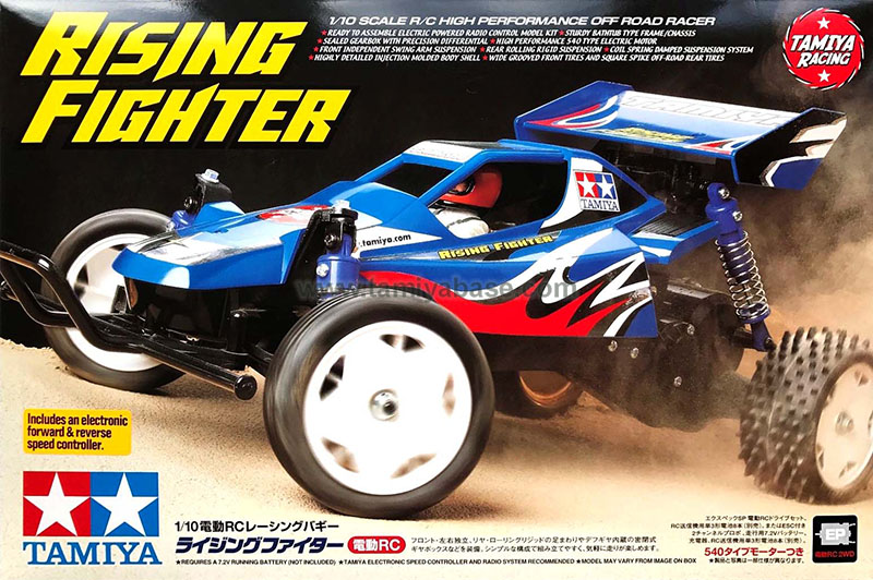 Tamiya Rising Fighter 58416