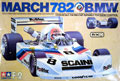 Tamiya 58013 March 782 BMW thumb