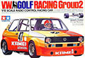 Tamiya 58025 VW Golf Racing Group 2