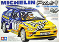 Tamiya 58125 Michelin Pilot Ford Escort RS