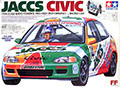 Tamiya 58133 Jaccs Civic thumb