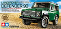 Tamiya 58657 Land Rover Defender 90