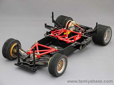 Tamiya Group C Chassis