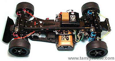 Tamiya TA03R-S TRF Chassis