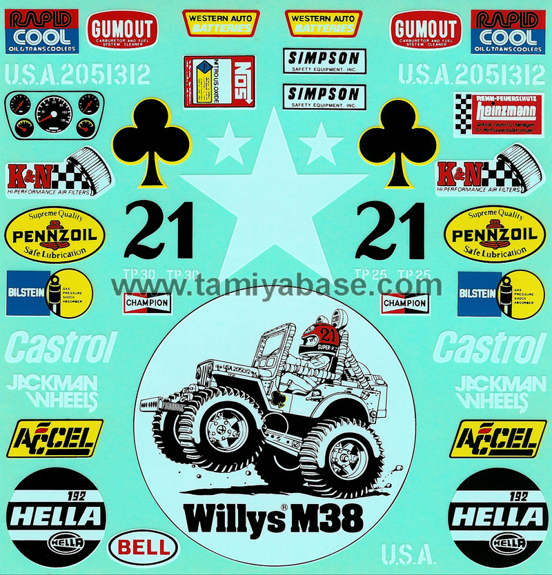 Tamiya 58035_1 Wild Willy thumb 1
