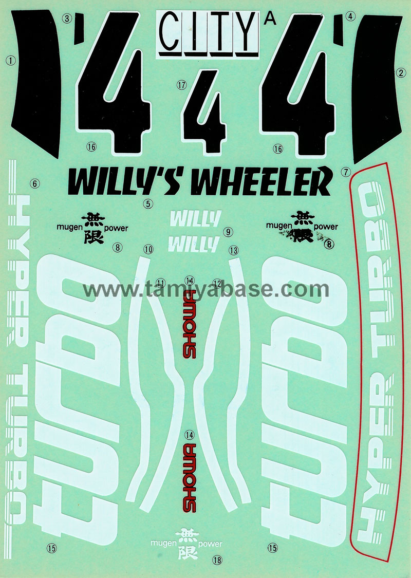 Tamiya 58039_1 Willy's Wheeler thumb 1