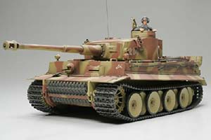 Tamiya Tiger I No214 23624