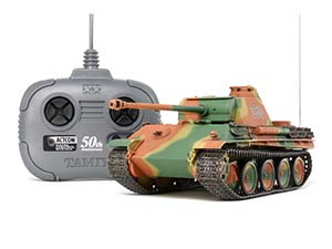Tamiya German Panther Type G RTR 23652