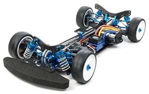 Tamiya TRF417 chassis kit (with gear differential unit II) 42200
