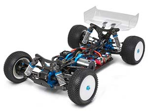 Tamiya TRF511 chassis kit (with gear differential unit) 42213