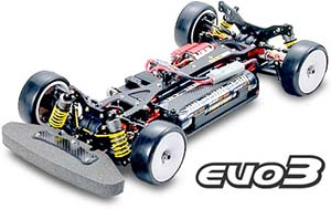 Tamiya TB Evolution III Surikarn Limited 49283