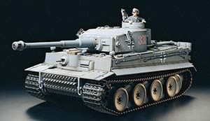 Tamiya German Tiger I Early Production 56011