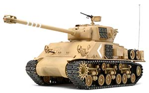 Tamiya Super Sherman M-51 105mm 56032
