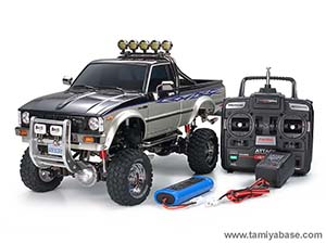 Tamiya Toyota Hilux High-Lift 57060