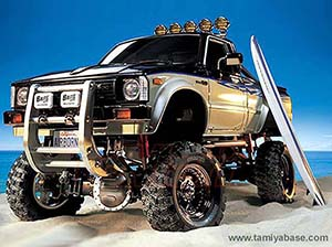 Tamiya Toyota Hilux High-Lift 57068
