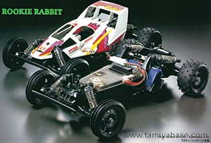 Tamiya Rookie Rabbit 57501