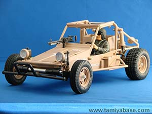 Tamiya Fast Attack Vehicle 58046