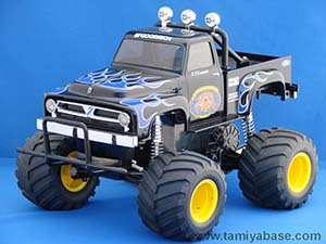 Tamiya Midnight Pumpkin 58070