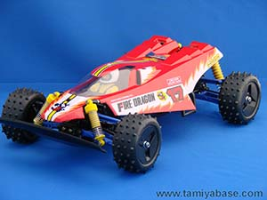 Tamiya Fire Dragon 58078