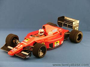 Tamiya Ferrari F189 Late Version 58084