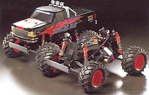 Tamiya King Blackfoot 58192