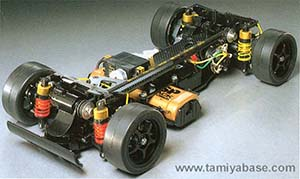 Tamiya TA03R-TRF Special Chassis Kit 58227