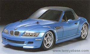Tamiya BMW M Roadster 58240