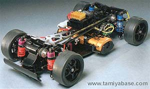 Tamiya TA03R-S TFR Special Chassis Kit 58243