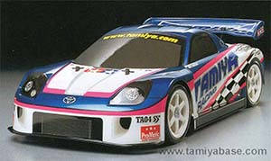 Tamiya Toyota MR-S Racing 58290