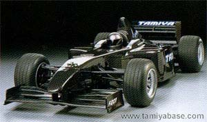 Tamiya F201 Chassis Kit w/Original Bodies 58294