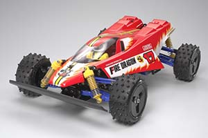 Tamiya Fire Dragon 58403